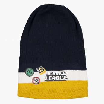 Justice League Knitted Beanie Cap