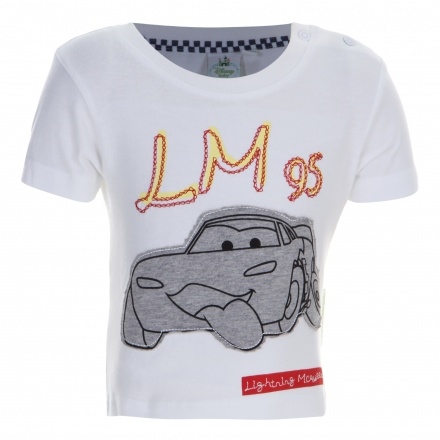Lightning McQueen Short Sleeves T-shirt