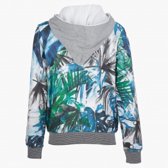 Maui and Sons Printed Sweatshirt
