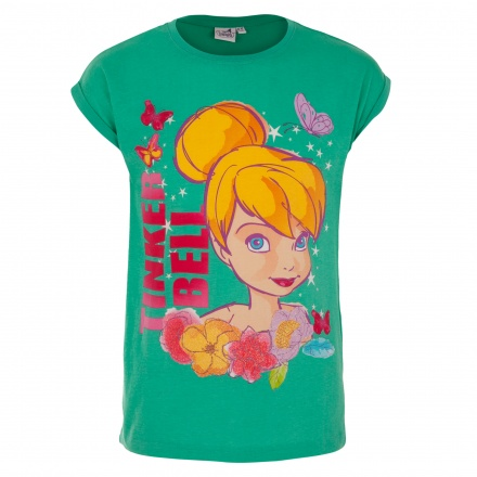 Tinker Bell Printed T-shirt