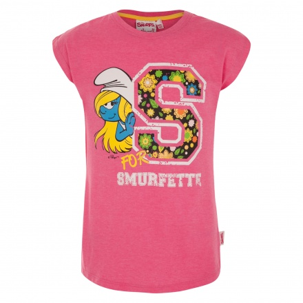 The Smurfs Printed T-shirt
