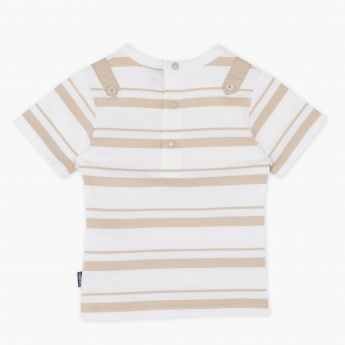 Giggles Striped T-shirt