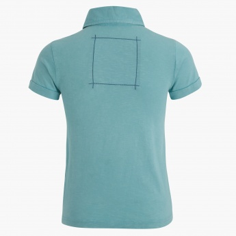 Mood Street Polo Neck T-shirt