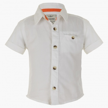 Juniors Solid Colour Shirt