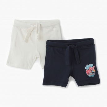 Juniors Knitted Shorts - Set of 2