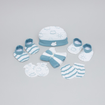 Juniors Printed 19-Piece Gift Set