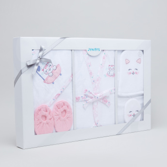 Juniors Printed 8-Piece Gift Set