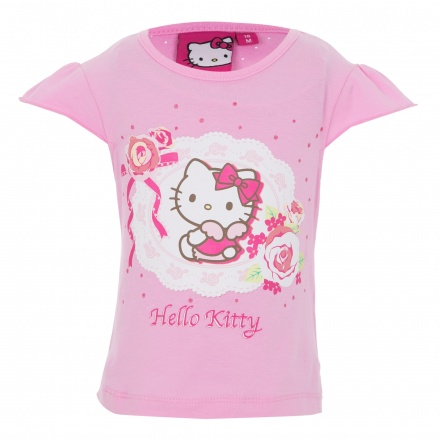 Hello Kitty Print T-shirt Pack of 2