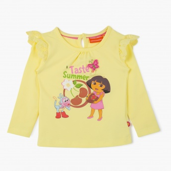 Dora the Explorer Long Sleeves T-Shirt