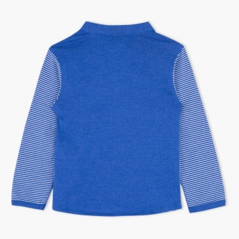 Juniors Knitted Shirt