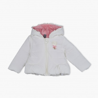 Giggles Long Sleeves Padded Jacket