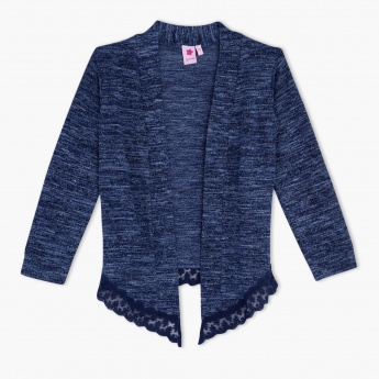 Juniors Long Sleeves Cardigan