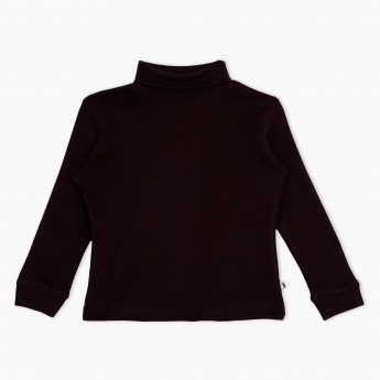Juniors Turtleneck T-Shirt