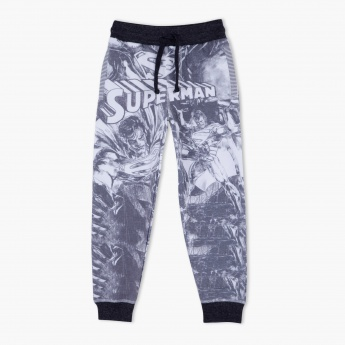 Superman Printed Pants