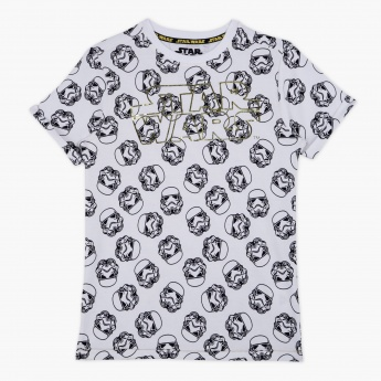 Star Wars Printed T-Shirt