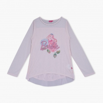 Barbie Long Sleeves T-Shirt