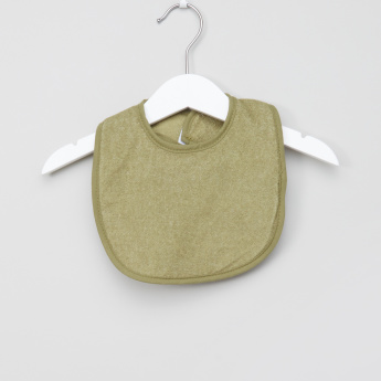 Juniors Textured Bib - Set of 4