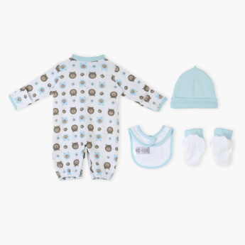 Juniors Printed 5-Piece Gift Set