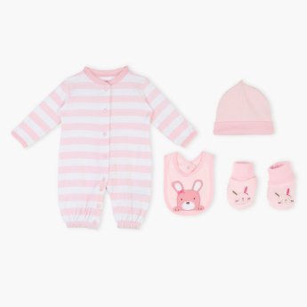 Juniors 4-Piece Clothing Set
