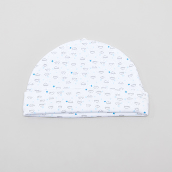 Juniors Rolled-Up Hem Cap - Set of 3