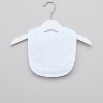 Juniors Textured Bib - Set of 3