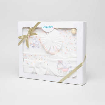 Juniors Printed 7-Piece Gift Set