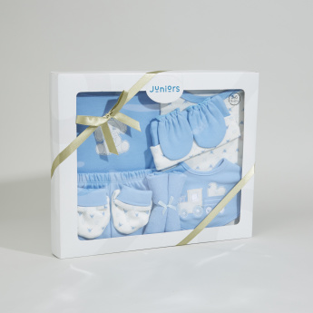 Juniors Printed 9-Piece Gift Set