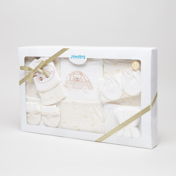 Juniors Printed14-Piece Gift Set