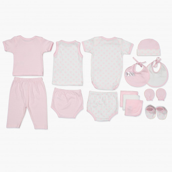 Juniors Printed 14-Piece Gift Set