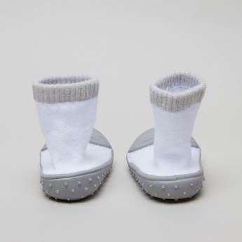 Juniors Textured Baby Shoes