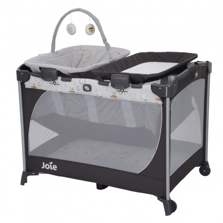 Joie Commuter Change and Snooze Travel Cot