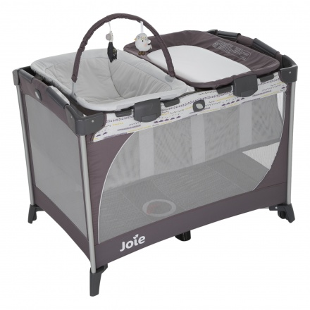 Joie Dual-tone Travel Cot