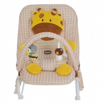 Juniors Marble Baby Rocker