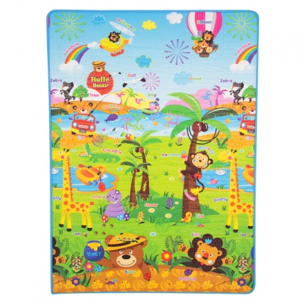 Swiko Well Being Playmat - 140 x 100 x 1.2 cms
