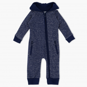 Juniors Sleepsuit with Hood