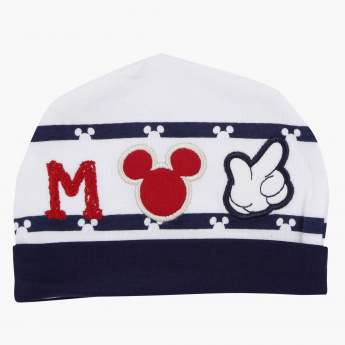 Mickey Mouse Printed Cap