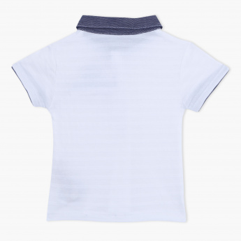 Giggles Polo Neck T-Shirt