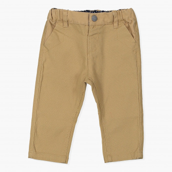 Juniors Pants with Elasticised Waistband