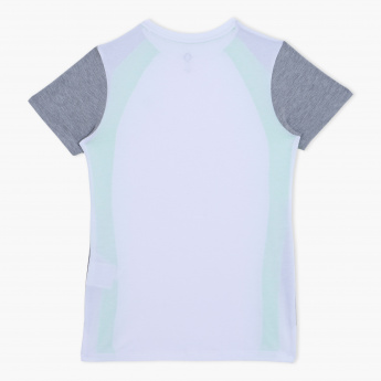 Posh Crew Neck T-Shirt