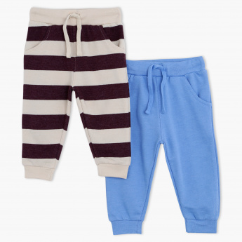 Juniors Full Length Jog Pants - Set of 2