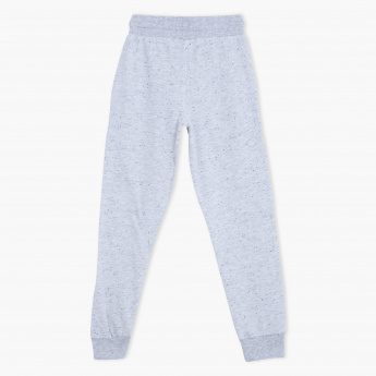 Juniors Full Length Jog Pants with Elasticised Waistband