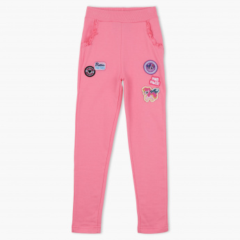 Hasbro Embroidered Full Length Pants