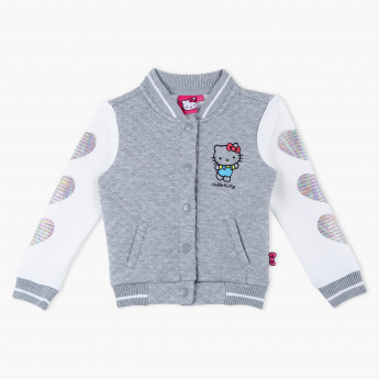 Hello Kitty Printed Long Sleeves Jacket