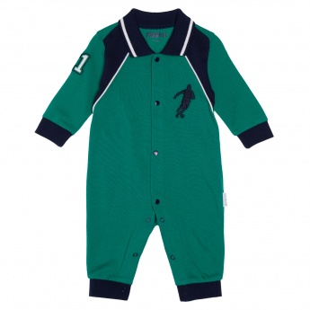 Giggles Long Sleeves Sleepsuit
