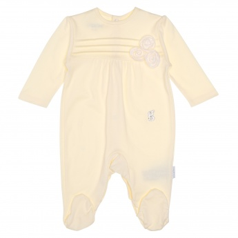 Giggles Solid Colour Sleepsuit