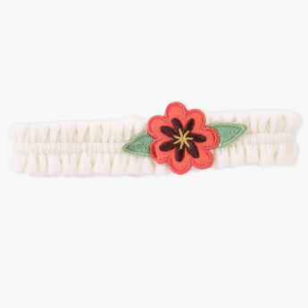 Juniors Embroidered Head Band