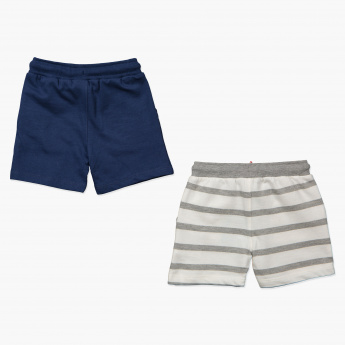 Juniors Drawstring Shorts - Set of 2
