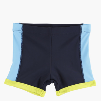 Juniors Swim Shorts with Elasticised Waistband