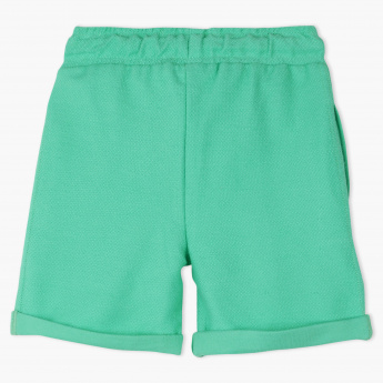 Juniors Shorts with Drawstring