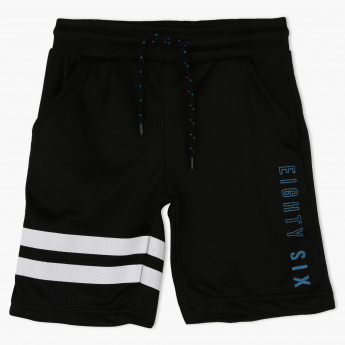 Juniors Knit Shorts